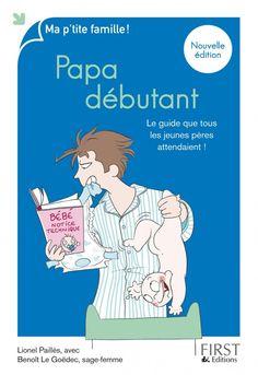 Le livre : Papa débutant
