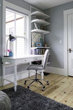 Дизайн интерьера комнаты для девочки от AnaVera Design фото 08