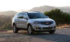 2018 Chevrolet Traverse Spy Photos and Review