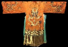 Antique Chinese Silk Embroidery Vintage Opera Theater Dragon Robe Embroidered !! #ChineseTheaterOperaCompany