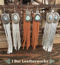 Raising The Bar With I Bar Leatherworks Cowgirl Bling, Cowgirl Jewelry, Gypsy Jewelry, Skull Jewelry, Western Jewelry, Cute Jewelry, Diy Jewelry, Jewelry Accessories, Gypsy Cowgirl