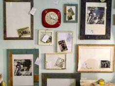 Rahmerei Alles im Rahmen: Aus alten Türen, Brettern und Fensterläden werden schöne Stücke für zuhause! www.rahmerei.de/