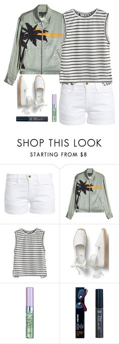 """""""Street Style #5"""" by ella178 ❤ liked on Polyvore featuring Frame, rag & bone and Etude House"""