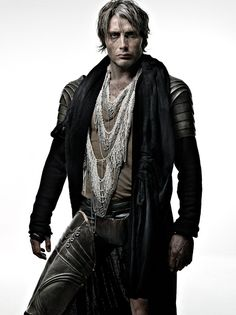 Not gonna lie, he'd be a bad-ass Sir. Mads Mikkelsen