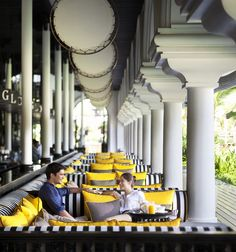 L_o_n_g Bar. InterContinental Danang Sun Peninsula Resort | Danang,Vietnam