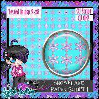 Snowflake Paper 1 Script