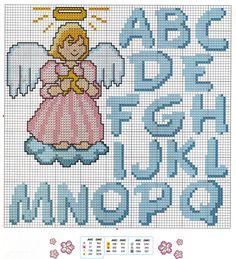 monograma anjinho 1