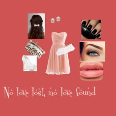 """No love"" by soccerjazzgirl on Polyvore"