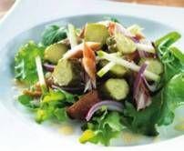Food Festival, Potato Salad, Potatoes, Meat, Chicken, Ethnic Recipes, Om, Salads, Potato