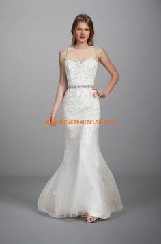 Liancarlo Besondere Moderne Hochzeitskleider aus Softnetz
