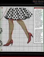 Gallery.ru / Фото #7 - TRUE COLOR:разные схемы вышивок - frango