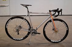 CX Disc Racer | The Future is Orange