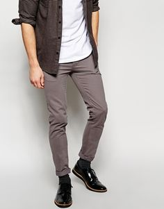 New Look Skinny Fit Chinos