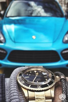 Moncler blue x Rolex gold x Porsche teal.Follow ourinstagramfor more frequent updates!