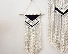 Image result for triangle macrame