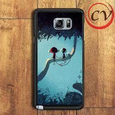 Monkeys In Love Samsung Galaxy Note 5 Case