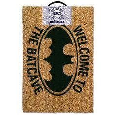 Batman Welcome To The Batcave Door Mat - Batman Poster - Trending Batman Poster. - Batman Welcome To The Batcave Door Mat Batman Et Catwoman, I Am Batman, Batgirl, Batman Stuff, Batman Arkham, Superman, Kids Batman, Totoro, Posters Batman