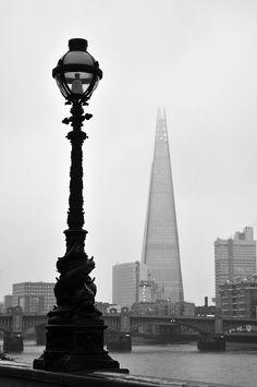 London Shard, London Bridge by Optics and Matter, via Flickr