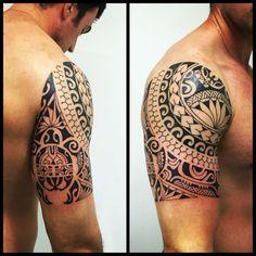 Image result for maori tattoo frauen oberarm