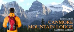 The Canmore Mountain Lodge is an Econo Lodge Hotel in Canmore, Alberta. Get details and discounts at this top-rated Canmore Alberta Hotel.