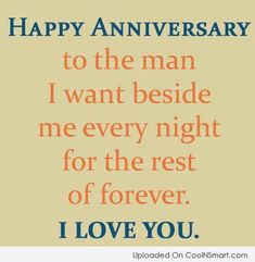 Anniversary Quotes and Sayings (67 quotes) - CoolNSmart