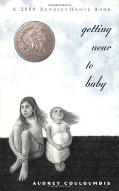 Getting Near to Baby (2000 Newbery Honor Book) by Audrey Couloumbis http://www.amazon.com/dp/0698118928/ref=cm_sw_r_pi_dp_Kl4Swb0EQSNQN