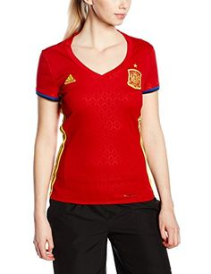 adidas 1ª Equipación Federación Española  adidas  camiseta  affiliate Adidas  Camisetas 129aecf6bf2cf