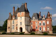 Château de la Bussiere, France
