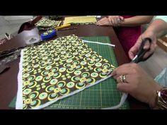 Mulher.com - 12/08/2015 - Necessaire de bolsa em patch - Maria Elisa Fumache PT1 - YouTube