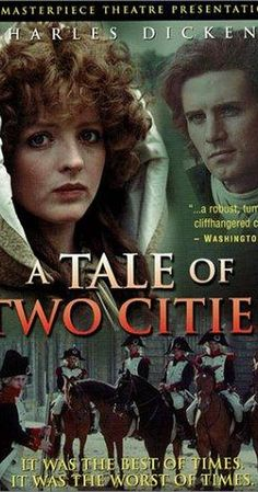 With James Wilby, Xavier Deluc, Serena Gordon, John Mills. Two men, one an aristocrat and one a drunken lawyer, fall in love with the same woman during the early stages of the French Revolution.