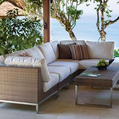 Palms Coffee Table