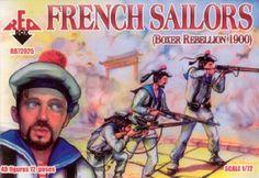 Boxer Rebellion French Sailors