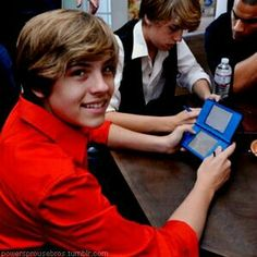 Red suits him Cody Sprouse, Suit Life On Deck, Zack Y Cody, Dylan And Cole, Suite Life, Red Suit, Debby Ryan, Disney Shows, My Prince Charming