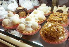 Tortalete de Leite Ninho, limão, sonho de valsa, ouro branco #confeitariapolos (em Polos Pães e Doces)