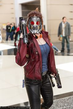 #Cosplay Guardians of the Galaxy - #Rule63 Star-Lord