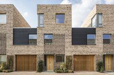 Abode housing Cambridgeshire by Proctor and Matthews