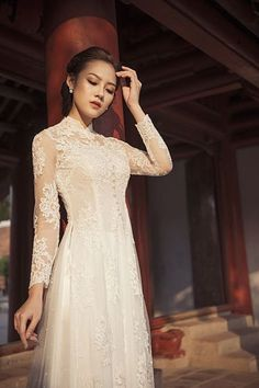 86 #platino #artist Vietnamese Traditional Dress, Traditional Dresses, Vietnamese Dress, Ao Dai Wedding, Sundresses Women, Cheap Dresses Online, Oriental Fashion, Beauty Full Girl, Pretty Dresses
