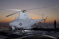 Attack of the drones: US Navy picks Linux for its unmanned VTOL aircraft control system