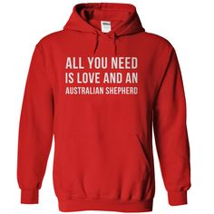 All You Need Is Love And An Australian Shepherd