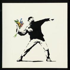 'Guerra, capitalismo y libertad', con casi 150 obras d Banksy no cuenta con su a... - http://www.vistoenlosperiodicos.com/guerra-capitalismo-y-libertad-con-casi-150-obras-d-banksy-no-cuenta-con-su-a/