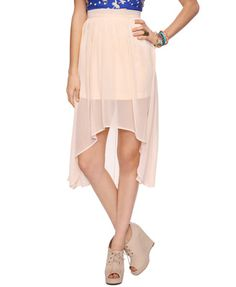 LOVE!      Essential High-Low Skirt | FOREVER21 - 2000040823