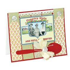 Country Girls Card