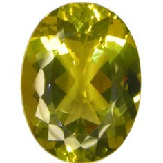 Peridot was the gem-quality version of olivine which occurred in volcanic basalts or with other quartz deposits. These gemstones were found in shades of light to dark olive green and were usually facet cut. Types Of Crystals, Stones And Crystals, Healing Rocks, Lemon Quartz, Rocks And Minerals, Green And Gold, Peridot, Decorative Bowls, Gemstones