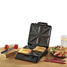 Cooks Professional 1800W Electric 4 Sandwich Toaster/Toastie Maker and Griddle/Grill Machine with Removable Plates. No description (Barcode EAN = 5017730837009). http://www.comparestoreprices.co.uk/december-2016-4/cooks-professional-1800w-electric-4-sandw