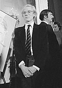 Andy Warhol. Artista plástico y cineasta (1928-1987) Estadounidense