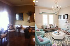 Sorority House Before And After - Interior Design Ideas - Seventeen