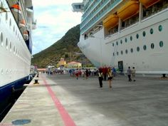 What To Expect On Your First Cruise, The Check In Procedure.