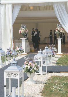 Design nunta Romania by Idyllic Events / Chic Provence wedding theme