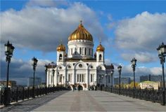Cathedral of Christ the Savior Tour with Moscow-City Guide www.moscow-cityguide.com