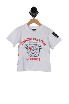The English Bulldog Tee (Little Boy) by Monster Republic from MFredric.com
